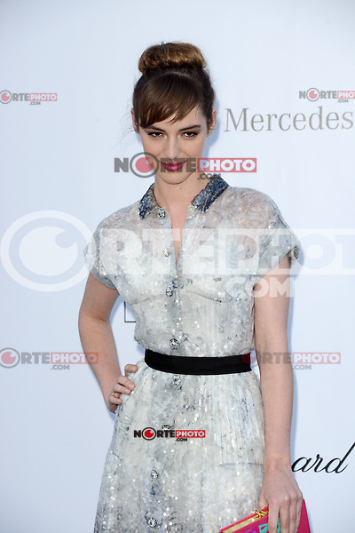Louise Bourgoin attending the 2012 amfAR Cinema Against AIDS Gala at Hotel du Cap-Eden-Roc in Antibes, France on 24.5.2012. Credit: Timm/face to face / Mediapunchinc / Mediapunchinc