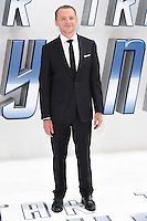 "Simon Pegg<br /> arrives for the ""Star Trek Beyond"" premiere at the Empire Leicester Square, London.<br /> <br /> <br /> ©Ash Knotek  D3140  12/07/2016"
