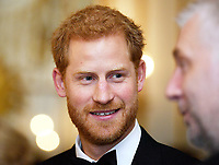 Prince Harry - WellChild Charity Gala Dinner 2017