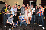 Eóin Healy celebrating his 21st birthday in the Westcourt hotel with all his friends. Photo: Colin Bell/pressphotos.ie