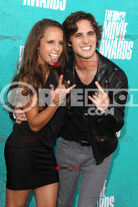 Diego Boneta at the 2012 MTV Movie Awards held at Gibson Amphitheatre on June 3, 2012 in Universal City, California. © mpi29/MediaPunch Inc.