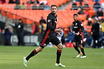 09 April 2016: DC United's Steve Birnbaum. DC United hosted the Vancouver Whitecaps FC at RFK Stadium in Washington, DC in a 2016 Major League Soccer regular season game. DC United won the match 4-0.