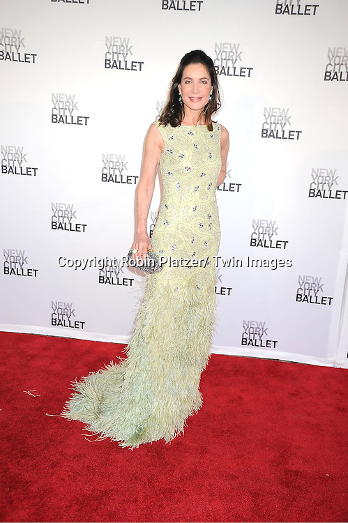 Lois Robbins attends the New York City Ballet Spring Gala on May 10, 2012 at David Koch Theater in Lincoln Center in New York City.
