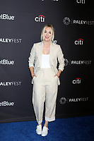 "LOS ANGELES - MAR 21:  Kaley Cuoco at the 2018 PaleyFest Los Angeles - ""Big Bang Theory, Young Sheldon"" at Dolby Theater on March 21, 2018 in Los Angeles, CA"