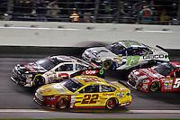 Action, Daytona 500, Daytona INternational Speedway, February 23, 2014. (Photo by Brian Cleary/www.bcpix.com)