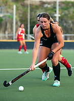 Olivia Shannon. Blacksticks Women's training game v Chile ahead of the 2019 FIH International Pro League Tournament, Grammar Hockey Turf, Auckland, New Zealand. Monday 17  December 2018. Photo: Simon Watts/Hockey NZ