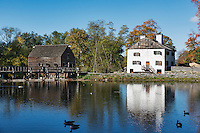 Historic Philipsburg Manor, Sleepy Hollow, New York, USA
