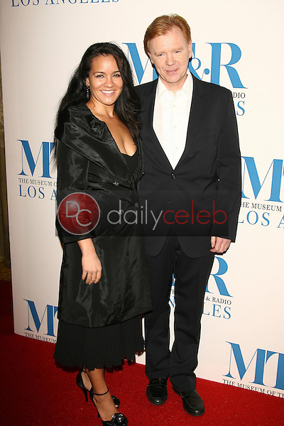 David Caruso and guest<br />at The Museum of Television & Radio's Annual Los Angeles Gala. Regent Beverly Wilshire Hotel, Beverly Hills, CA. 10-30-06<br />Dave Edwards/DailyCeleb.com 818-249-4998