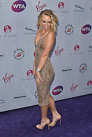 Caroline Wozniacki at WTA pre-Wimbledon Party at The Roof Gardens, Kensington on june 23rd 2016 in London, England.<br /> CAP/PL<br /> &copy;Phil Loftus/Capital Pictures /MediaPunch ***NORTH AND SOUTH AMERICAS ONLY***