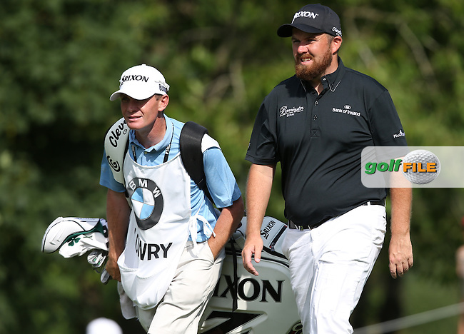 A clean 4-birdie back nine made a journey to better for Shane Lowry (IRL) during Round Two of the 2015 BMW International Open at Golfclub Munchen Eichenried, Eichenried, Munich, Germany. 26/06/2015. Picture David Lloyd | www.golffile.ie