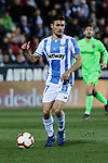 CD Leganes's Oscar Rodriguez during La Liga match between CD Leganes and Levante UD at Butarque Stadium in Leganes, Spain. March 04, 2019. (ALTERPHOTOS/A. Perez Meca)