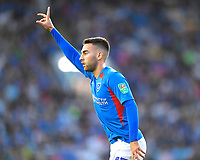 Ben Close of Portsmouth during Portsmouth vs Birmingham City, Caraboa Cup Football at Fratton Park on 6th August 2019