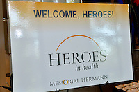 Memorial Hermann Heroes in Health Launch