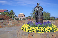 Muybridge statue at Letterman Digital Arts Center, Presidio, San Francisco California