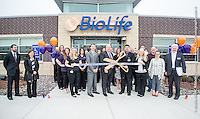Biolife Plasma Ribbon Cutting