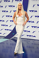 INGLEWOOD, CA - August 27: Gigi Gorgeous, At 2017 MTV Video Music Awards At The Forum in Inglewood In California on August 27, 2017. Credit: FS/MediaPunch