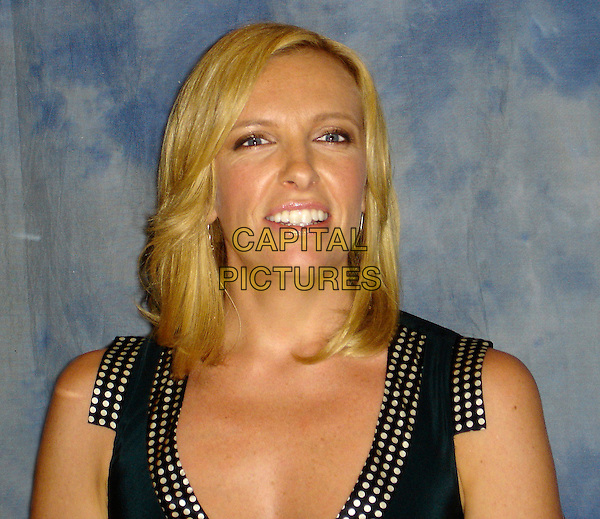 "TONI COLLETTE   .""Little Miss Sunshine"" Press Conference,.Four Seasons Hotel, Beverly HIlls, California, USA,.July 14th 2006..portrait headshot                            .Ref: AW.www.capitalpictures.com.sales@capitalpictures.com.©Anita Weber/Capital Pictures."