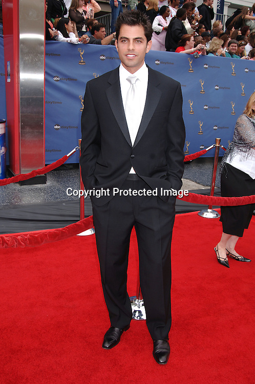 Adrian Bellani of Passions..arriving at The 33rd Annual Daytime Emmy Awards..on April 28, 2006 at The Kodak Theatre...Robin Platzer, Twin Images