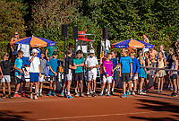 Hilversum, Netherlands, August 6, 2018, National Junior Championships, NJK, Opening<br /> Photo: Tennisimages/Henk Koster