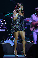 HOLLYWOOD FL - JUNE 10: Kathy Sledge performs during Disco Night 3 at  Hard Rock Live held at the Seminole Hard Rock Hotel & Casino on June 10, 2012 in Hollywood, Florida. ©mpi04/MediaPunch Inc NORTEPHOTO.COM
