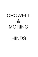 Crowell & Moring HINDS