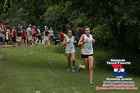 2014 Laf Randy Seagrist XC Inv Varsity Girls @ 2.2miles