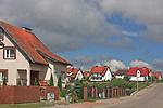 Węgorzewo, 2008-07-10. Osiedle domków jednorodzinnych