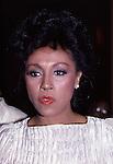 Diahann Carroll in Los Angeles, May 1, 1981