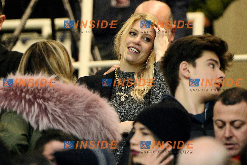 Barbara Berlusconi Milan<br /> Milano 31-01-2016 Stadio Giuseppe Meazza - Football Calcio Serie A Milan - Inter. Foto Giuseppe Celeste / Insidefoto