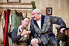The Dresser<br /> by Ronald Harwood<br /> at The Duke of York's Theatre, London, great Britain <br /> press photocall <br /> directed by Sean Foley <br /> 10th October 2016 <br /> <br /> Ken Stott as Sir<br /> <br /> Reece Shearsmith as Norman <br /> <br /> <br /> Photograph by Elliott Franks <br /> Image licensed to Elliott Franks Photography Services