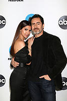 LOS ANGELES - FEB 5:  Roselyn Sanchez, Demian Bichir at the Disney ABC Television Winter Press Tour Photo Call at the Langham Huntington Hotel on February 5, 2019 in Pasadena, CA
