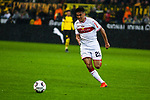 09.03.2019, Signal Iduna Park, Dortmund, GER, 1.FBL, Borussia Dortmund vs VfB Stuttgart, DFL REGULATIONS PROHIBIT ANY USE OF PHOTOGRAPHS AS IMAGE SEQUENCES AND/OR QUASI-VIDEO<br /> <br /> im Bild   picture shows:<br /> Einzelaktion Nicolas Gonzalez (VfB Stuttgart #22), <br /> <br /> Foto &copy; nordphoto / Rauch