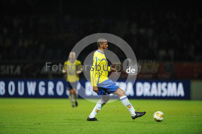 VOETBAL: LEEUWARDEN: Cambuur Stadion, 10-05-2012, SC Cambuur - VVV, Nacompetitie, Eindstand 0-0, Mark de Vries (#12), ©foto Martin de Jong
