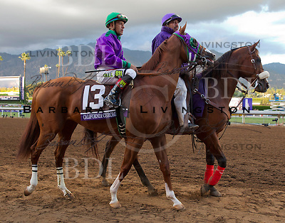 Breeders' Cup Saturday - Santa Anita Park, November 1, 2014