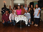 Tony and Kathleen Matthews celebrating their 50th wedding anniversary with family and partners in The Thatch. Photo:Colin Bell/pressphotos.ie