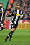 14.01.2018, RheinEnergieStadion, Koeln, GER, 1.FBL., 1. FC K&ouml;ln vs. Borussia M&ouml;nchengladbach<br /> <br /> im Bild / picture shows: <br /> Lars Stindl (Gladbach #13), Einzelaktion, Ganzk&ouml;rper / Ganzkoerper,  <br /> <br /> <br /> Foto &copy; nordphoto / Meuter