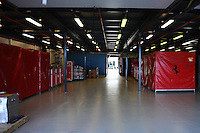 MELBOURNE, 11 March - The Scuderia Ferrari pit ahead of the 2012 Formula One Australian Grand Prix at the Albert Park Circuit in Melbourne, Australia. (Photo Sydney Low / syd-low.com)