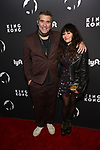 """Craig Bierko and Frances Ruffelle attend the Broadway Opening Night of """"King Kong - Alive On Broadway"""" at the Broadway Theater on November 8, 2018 in New York City."""