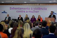 BRASÍLIA, DF, 27.11.2018 – AGENDA-TEMER – O ministro dos direitos humanos Gustavo Rocha  durante Cerimônia de Enfrentamento à Violência Contra a Mulher na tarde desta terça-feira, 27, no Palácio do Planalto.  (Foto: Ricardo Botelho/Brazil Photo Press/Folhapress)