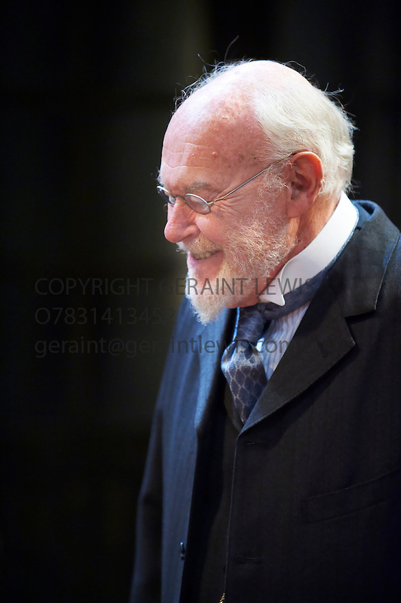 Uncle Vanya by Anton Chekhov,Translated by Michael Frayn ,directed by Jeremy Herrin. With   Timothy West as Professor Serebryakov. Opens at The Minerva Theatre, Chichester  on 5/4/12 CREDIT Geraint Lewis