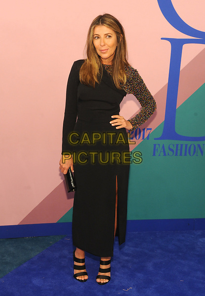 NEW YORK, NY - JUNE 5: NIna Garcia at the 2017 CFDA Fashion Awards at The Hammerstein Ballroom in New York City on June 5, 2017. <br /> CAP/MPI/JP<br /> &copy;JP/MPI/Capital Pictures