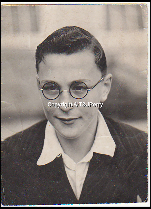 BNPS.co.uk (01202 558833)<br /> Pic: T&JPerry/BNPS<br /> <br /> Oldest resident Freddie Bailey during the war.<br /> <br /> The little changed Somerset village of Chiselborough whose residents have pieced together their history in photographs.<br /> <br /> A rural village's community has painstakingly put together its social history over the last 40 years, which is now going on display.<br /> <br /> Tony and June Perry first started collecting images of Chiselborough, in south Somerset, 40 years ago for the project which celebrates the village's people, traditions and buildings.<br /> <br /> Dozens of villagers have helped the couple compile 600 photos which are finally going to be shown in a new exhibition.<br /> <br /> The images, which date back to the 1860s, highlight many notable events in Chiselborough's history including the fire of 1890 which saw the pub burn down.<br /> <br /> Other photos show the silver jubilee party of 1935, a school fancy dress day in 1954 and the renovation of the village's 12th century church in 1971.<br /> <br /> Situated on the River Parrett, Chiselborough is five miles west of Yeovil and has a population of just 275 people.