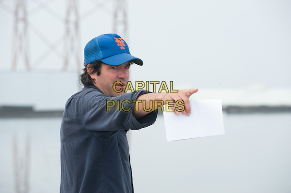 J.C. CHANDOR (DIRECTOR)<br /> on the set of All Is Lost (2013) <br /> *Filmstill - Editorial Use Only*<br /> CAP/FB<br /> Supplied by Capital Pictures