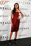 Actress Naomie Harris attends 'Skyfall' photocall on October 29, 2012 in Madrid, Spain. .(ALTERPHOTOS/Harry S. Stamper)