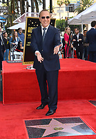 LOS ANGELES, CA. October 10, 2019: Tommy Mottola at the Hollywood Walk of Fame Star Ceremony honoring Tommy Mottola.<br /> Pictures: Paul Smith/Featureflash
