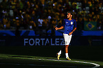 Neymar (BRA), JULY 4, 2014 - Football / Soccer : FIFA World Cup Brazil 2014 Quarter Final match between Brazil 2-1 Colombia at the Castelao arena in Fortaleza, Brazil. <br /> (Photo by AFLO)