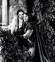 OLIVIA DE HAVILLAND & ERROL FLYNN<br /> in The Adventures of Robin Hood<br /> *Editorial Use Only*<br /> Ref: FB<br /> www.capitalpictures.com<br /> sales@capitalpictures.com<br /> Supplied by Capital Pictures