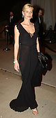 Sports Illustrated Swimsuit model Daniela Pestova departs the party  hosted by Bloomberg News following the 2003 White House Correspondents Dinner in Washington, DC on April 26, 2003..Credit: Ron Sachs / CNP.(RESTRICTION: No New York Metro or other Newspapers within a 75 mile radius of New York City)