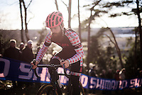 Mark McConnell (CAN)<br /> <br /> UCI Cyclocross World Cup Heusden-Zolder 2015