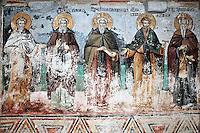Karies,the capital of Mount Athos,Prokaton or Protatou Church,dedicated to the Dormition of the Virgin Mary,Athos Peninsula,Mount Athos,Chalkidiki,Halkidiki,Macedonia Central,Greece
